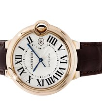 Cartier Ballon Bleu XL 18K Solid Rose Gold Automatic