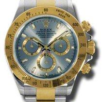 Rolex Watches: 116523 Daytona Steel and Gold