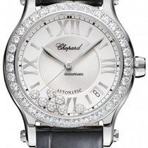 Chopard Happy Sport 36 mm Diamond Automatic Ladies
