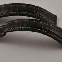 Breitling Hai Leder Armband Band 20mm 20-18 Für Faltschliesse Rar