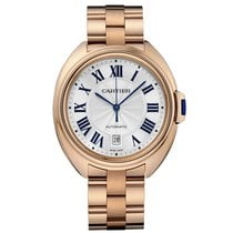 Cartier Cle Manual Mens Watch Ref WGCL0002