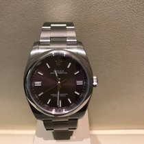 Rolex Oyster 36mm  Ref. 116000 red grape+LAGERND+