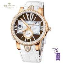 Ulysse Nardin Dual Time Executive Rose Gold - 246-10B/30-05