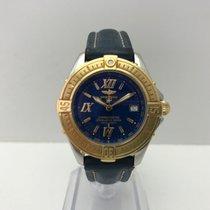 Breitling B-Class Lady Gold & Steel