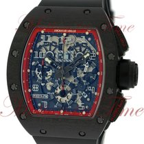 "Richard Mille RM-011 ""Black Night"", Black/Red Skeleton..."
