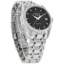 Tissot Couturier Black Dial Swiss Automatic Watch T035.207.11....
