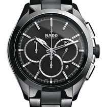 Rado HyperChrome Automatic Chronograph Keramik Stahl -NEU-