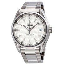 Omega Seamaster Aqua Terra Black Dial Automatic Mens Watch...