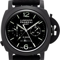 Panerai Luminor 1950 Chrono Monopulsante 8 Days Gmt Men Watch...