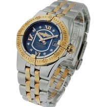 Breitling Lady's Starliner in 2 Tone