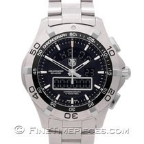 TAG Heuer Aquaracer Chronotimer Quarz CAF1010.FT8011