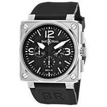 Bell & Ross Aviation BR01 Steel Chronographe