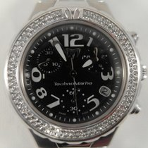 Technomarine Technodiamond Chronograph mint condition, box,...