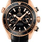 Omega Planet Ocean 600m Co-Axial Chronograph 45.5mm Mens Watch