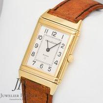 """Jaeger-LeCoultre Reverso Vintage """"Q""""  Quarz Gold 750"""