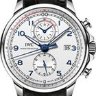 IWC Portuguese Yacht Club Chronograph - Stainless Steel IW390216
