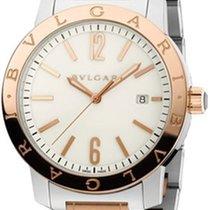 Bulgari Bulgari Automatic Date Mens watch BB41WSPGD