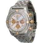 Breitling Chronomat Two-Tone Chronograph Watch IB011053/A697