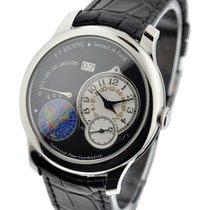 F.P.Journe Octa UTC in Platinum with Black Dial