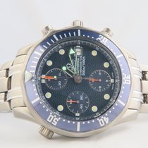 Omega Seamaster Chronograph Titanium