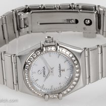 Omega - Ladies Constellation Mini : 1466.71