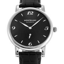 Montblanc Watch Star Steel 107072