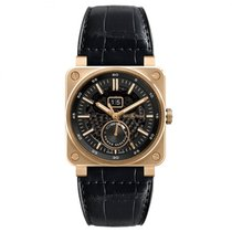 Bell & Ross BR03-90 Rose Gold