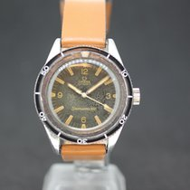 Omega seamaster 300 tropical Ref 165014 aus 1964