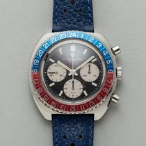 Nivada Grenchen GMT Vintage Chronograph