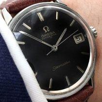 Omega Perfect  Omega Seamaster Automatic Automatik black dial...