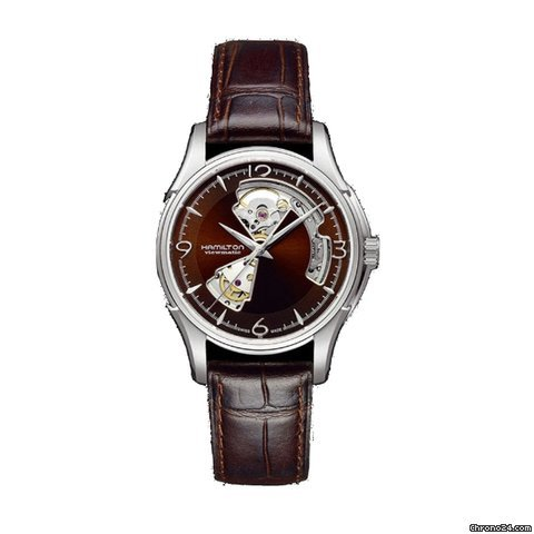 Hamilton American Classic &amp;#34;Jazzmaster Open Heart&amp;#34;, H32565595