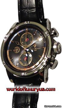 Louis Moinet Geograph, Limited Edition 60 pieces worldwide
