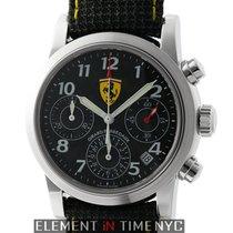 Girard Perregaux Ferrari Chronograph 36mm Carbon Fiber Dial...