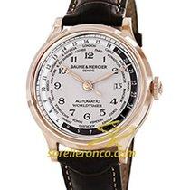 Baume & Mercier Capeland Automatic Worldtimer - 10107