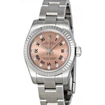 Rolex Oyster Perpetual 31 Ladies Midsize 177234-PNKDRO 31mm...