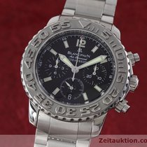 Blancpain Fifty Fathoms Air Command Trilogy Flyback Chronograph
