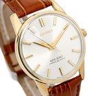 Seiko Diashock Manual Wind 35 Jewels 1960s Japanese Watch #j735