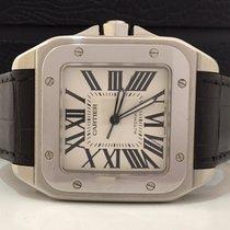 Cartier Santos 100 XL Com Certificado Impecável