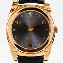 Rolex Cellini Cestello 18K Rose Gold