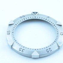 TAG Heuer Professional 2000 Herren Uhr Lünette 35mm Edelstahl