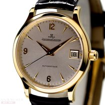 Jaeger-LeCoultre Master Control 18k Yellow Gold Box Papers...