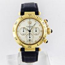 Cartier Pasha Chrono Gold ref.2111