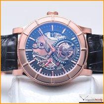 Versace Acron Tourbillon Case 18K Pink Gold Limited-Edition 01/10
