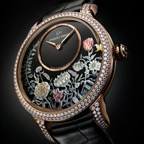Jaquet-Droz [NEW] PETITE HEURE MINUTE THOUSAND YEARS LIGHTS...