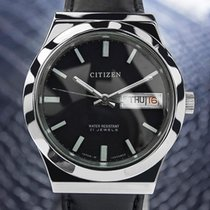 Citizen 21 Jewels Vintage Day Date Automatic Made In Japan...