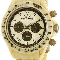 ToyWatch Imprint Horn Chronograph Plasteramic Unisex Watch...