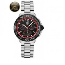 TAG Heuer - FORMULA1 CHRONOGRAPH Black Bezel watches