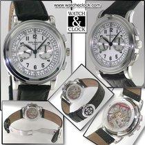 Patek Philippe Classic Chronograph Oro Bianco