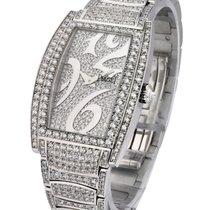 Piaget Limelight Tonneau with Diamond Bezel