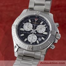 Breitling Colt Chronograph Chronometer Edelstahl Ref. A73388